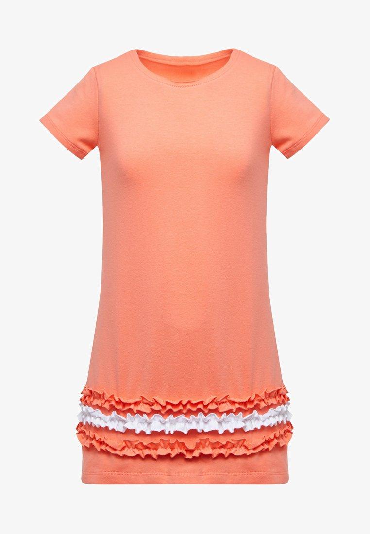myMo - Denní šaty - coral
