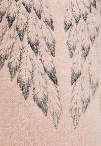 myMo - Stickad tröja - pink - 2