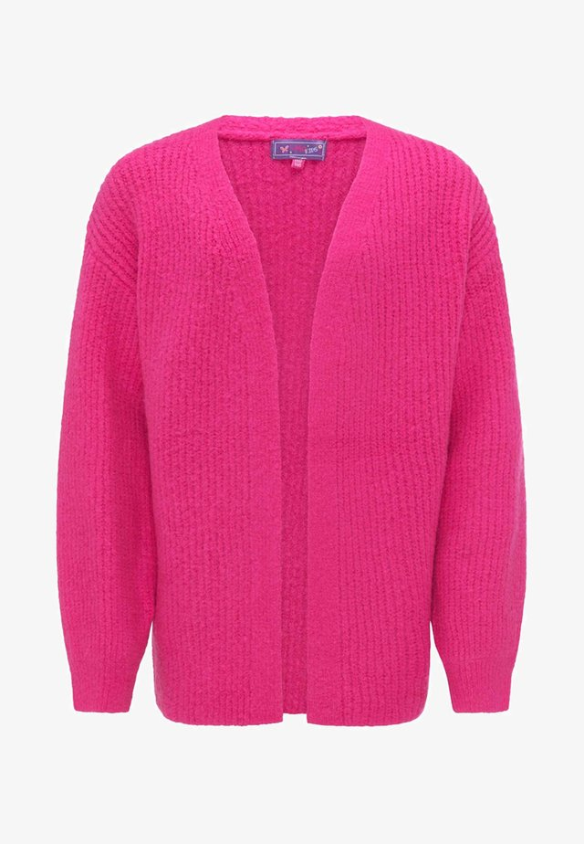 Gilet - neon pink