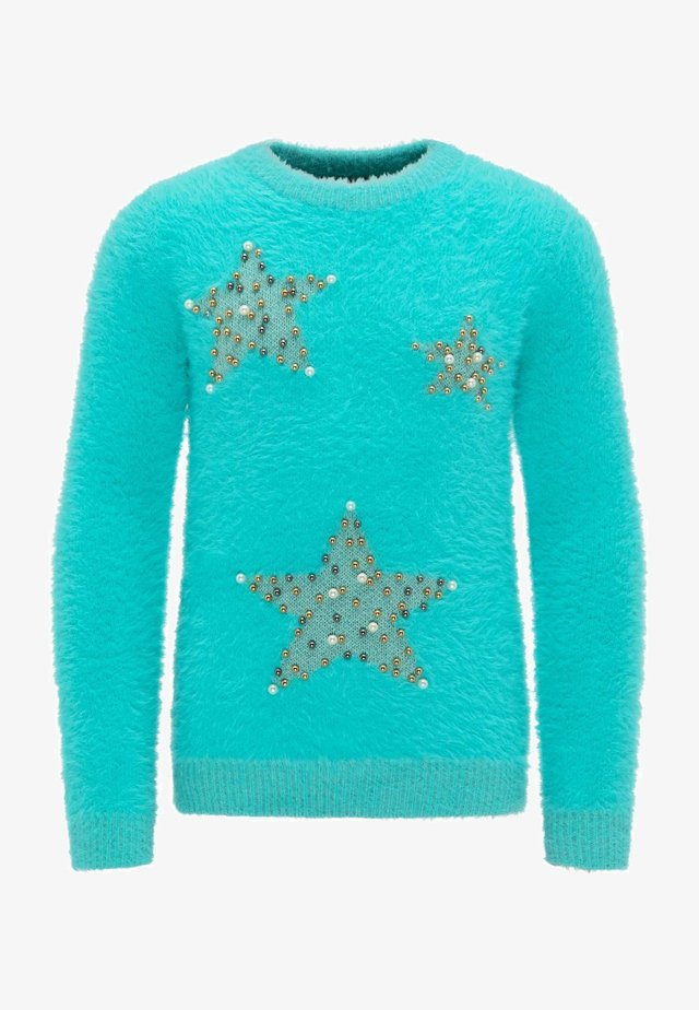 Maglione - turquoise