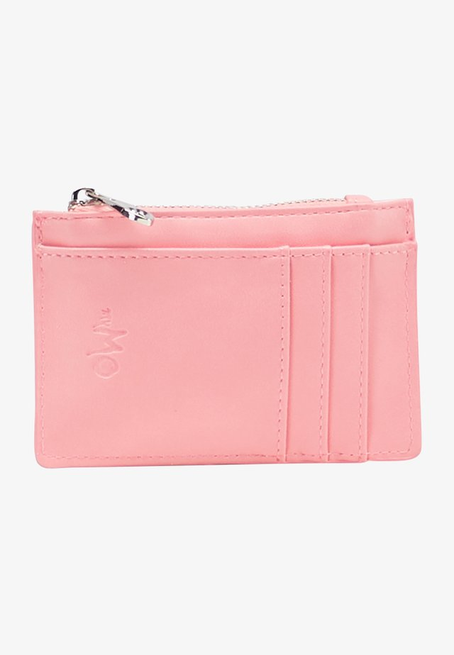 Peněženka - pink