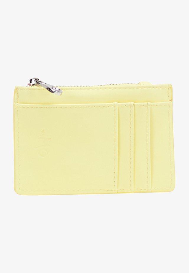 Peněženka - yellow