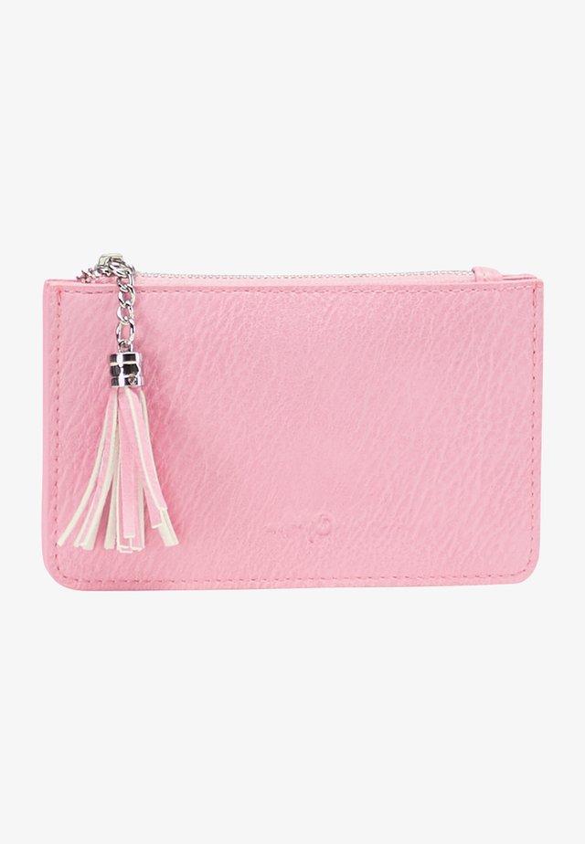 Plånbok - pink