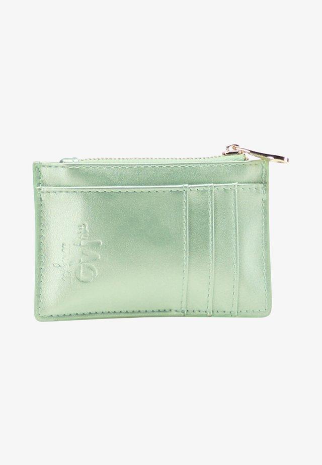 Peněženka - green