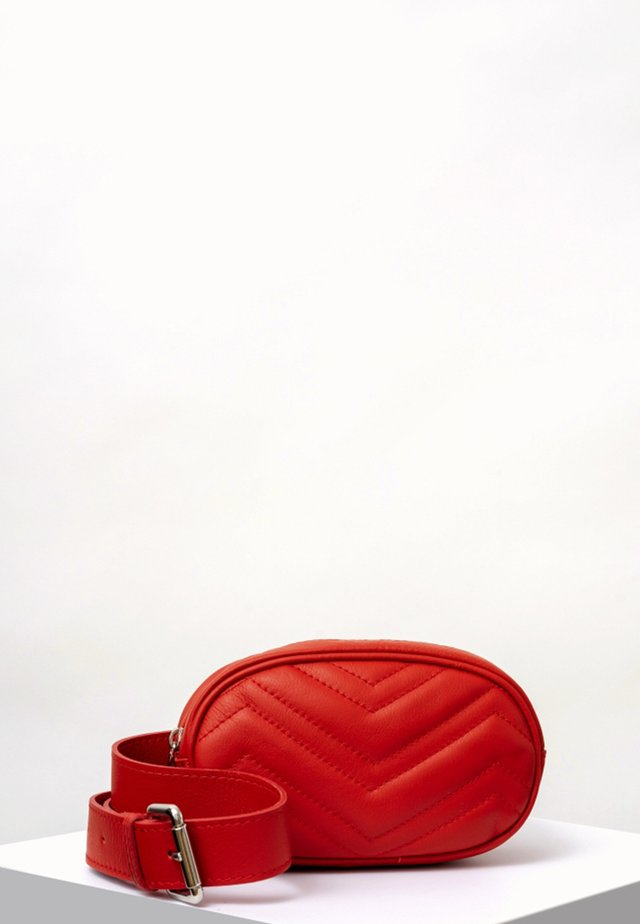 Sac banane - red