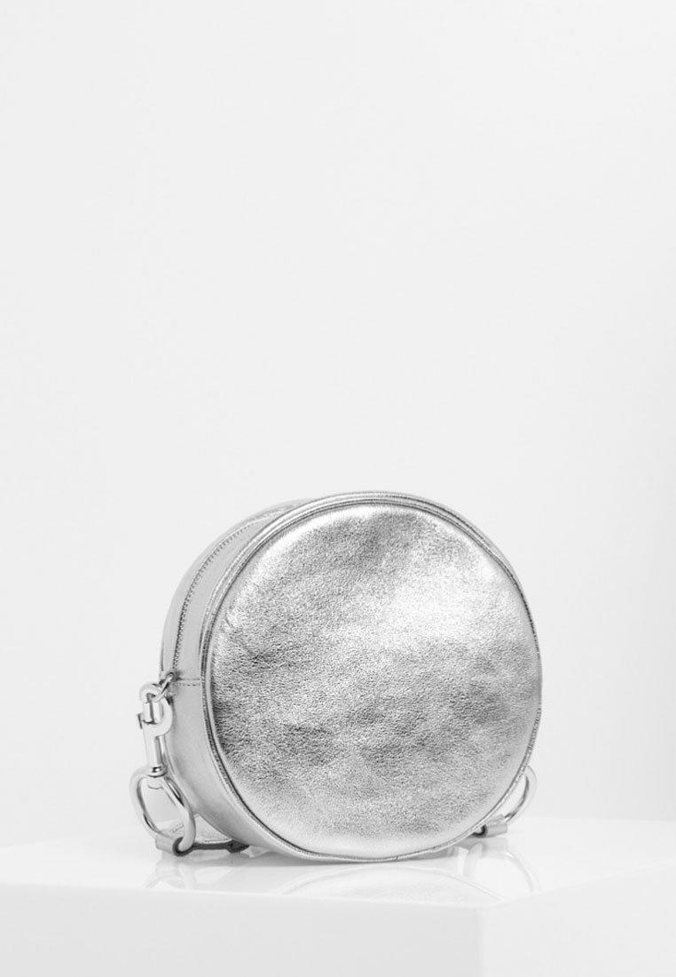 myMo - Schoudertas - silver