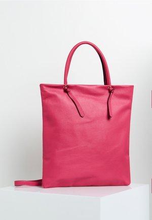 Shopping Bag - fuchsia