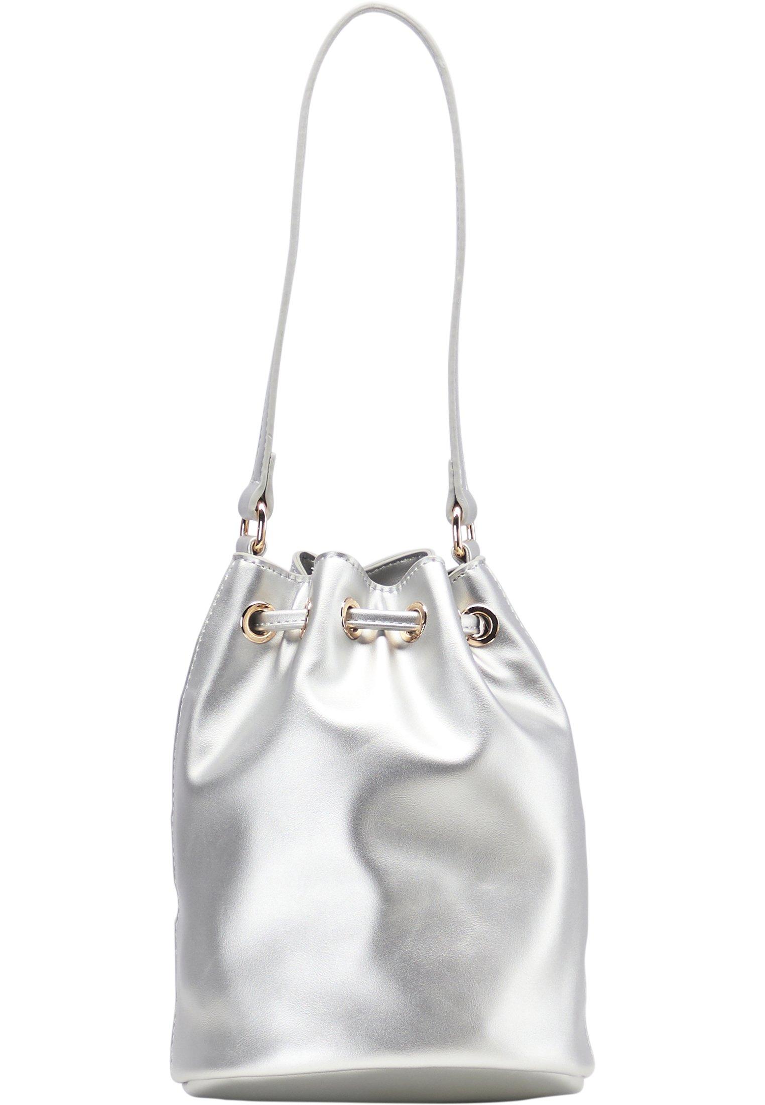 Mymo Handväska - Silver Metallic