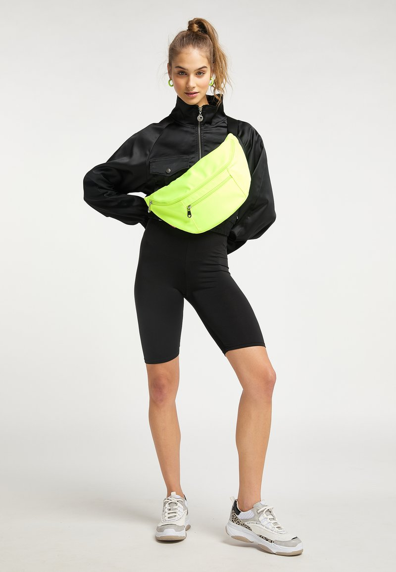 myMo - Bum bag - neon yellow