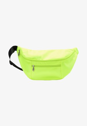 Gürteltasche - neon yellow