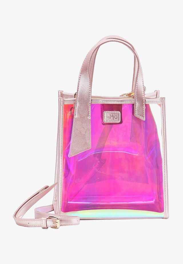 Håndtasker - pink holo