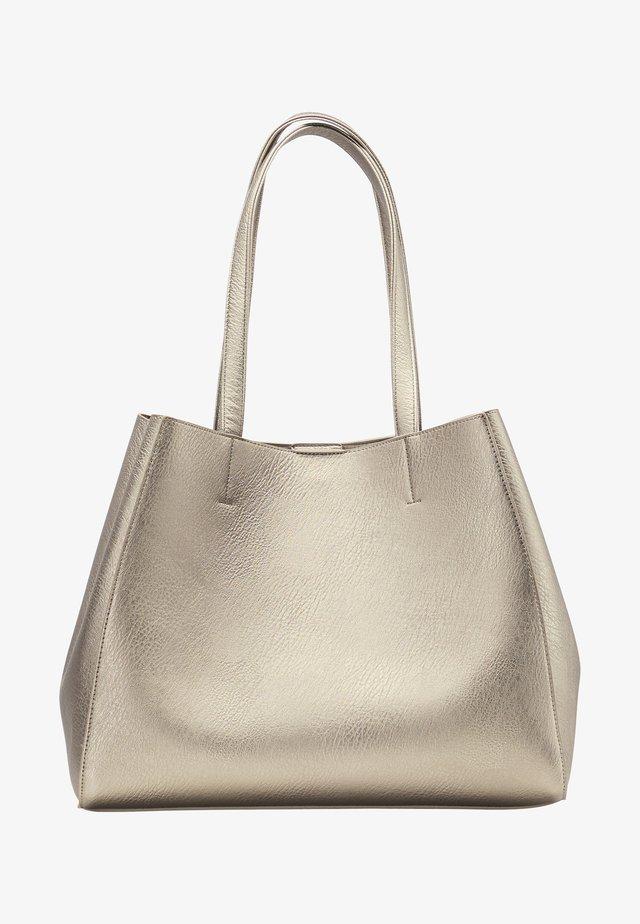 Velká kabelka - silver