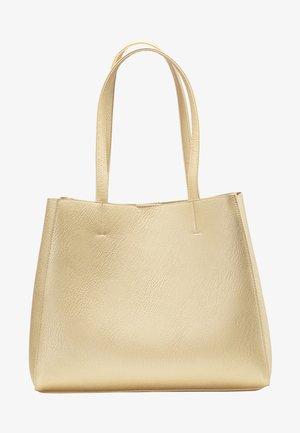 Tote bag - gold