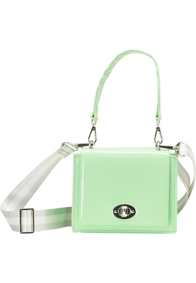 TASCHE - Handbag - minze