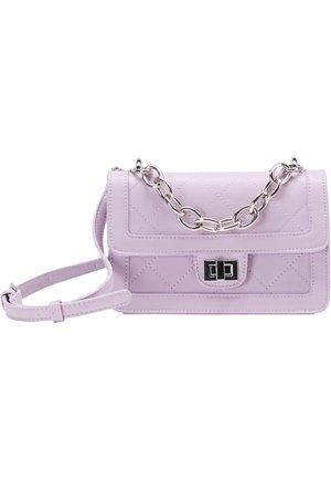 ABENDTASCHE - Across body bag - lilac