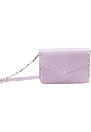 UMHÄNGETASCHE - Across body bag - lilac