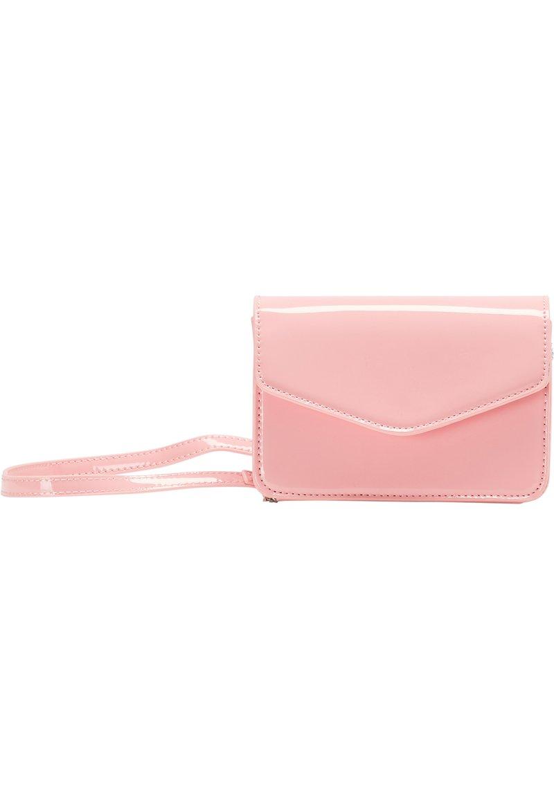 MyMo Accessories - CROSSBODY BAG - Across body bag - light pink