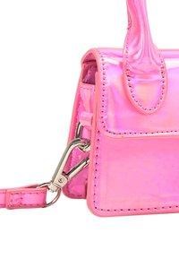 myMo ATHLSR - MINI-TASCHE - Handbag - pink holo - 5