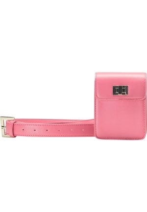 GÜRTELTASCHE - Ledvinka - light pink