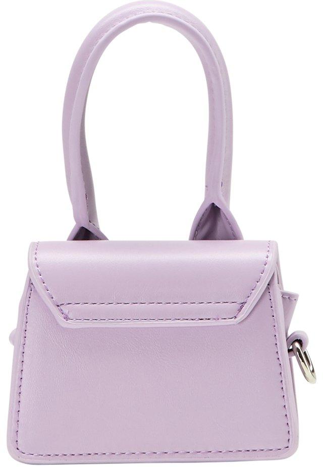 MINI-BAG - Torba na ramię - lilac