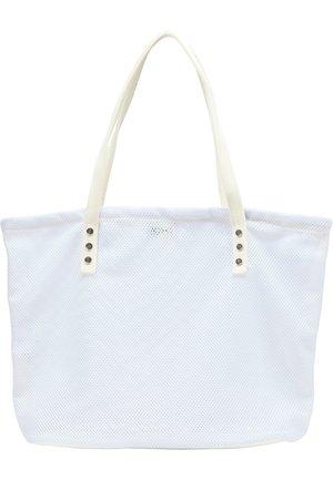 SHOPPER - Velká kabelka - white