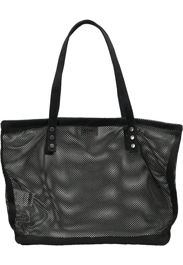 SHOPPER - Velká kabelka - schwarz