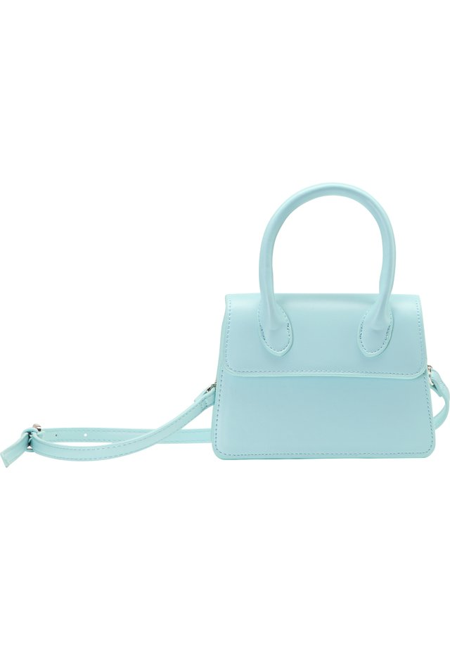 UMHÄNGETASCHE - Handbag - light blue