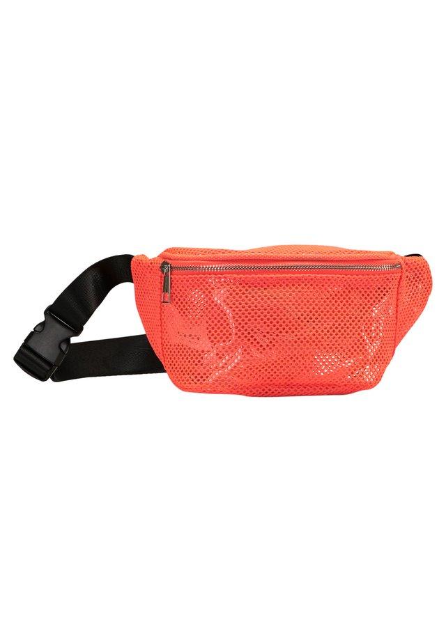 GÜRTELTASCHE - Bum bag - coral