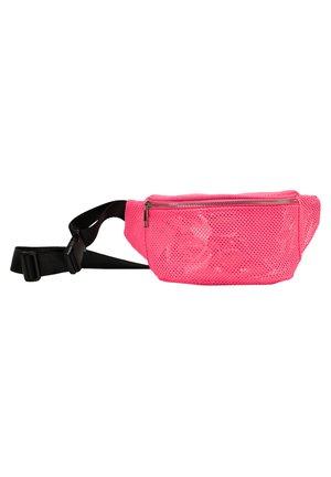 GÜRTELTASCHE - Ledvinka - neon pink