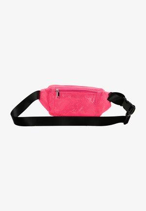 GÜRTELTASCHE - Bum bag - neon pink