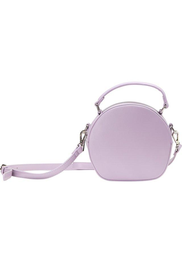 HENKELTASCHE - Across body bag - lilac