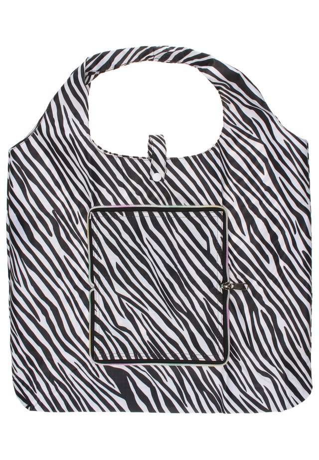 B0N21E07A-A11 - Shopping bag - zebra