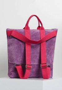 myMo - Reppu - purple - 2