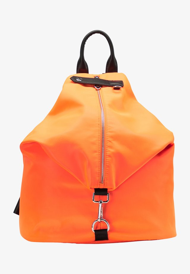 Rucksack - neon orange