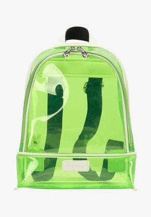 Ryggsäck - neon green