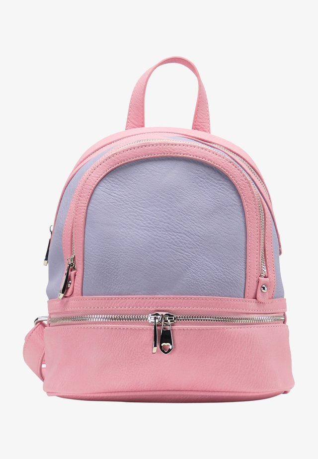 Plecak - pink
