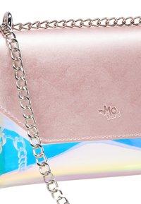 myMo - Across body bag - pink holo - 4