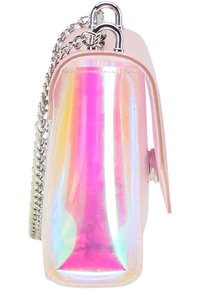 myMo - Across body bag - pink holo - 2