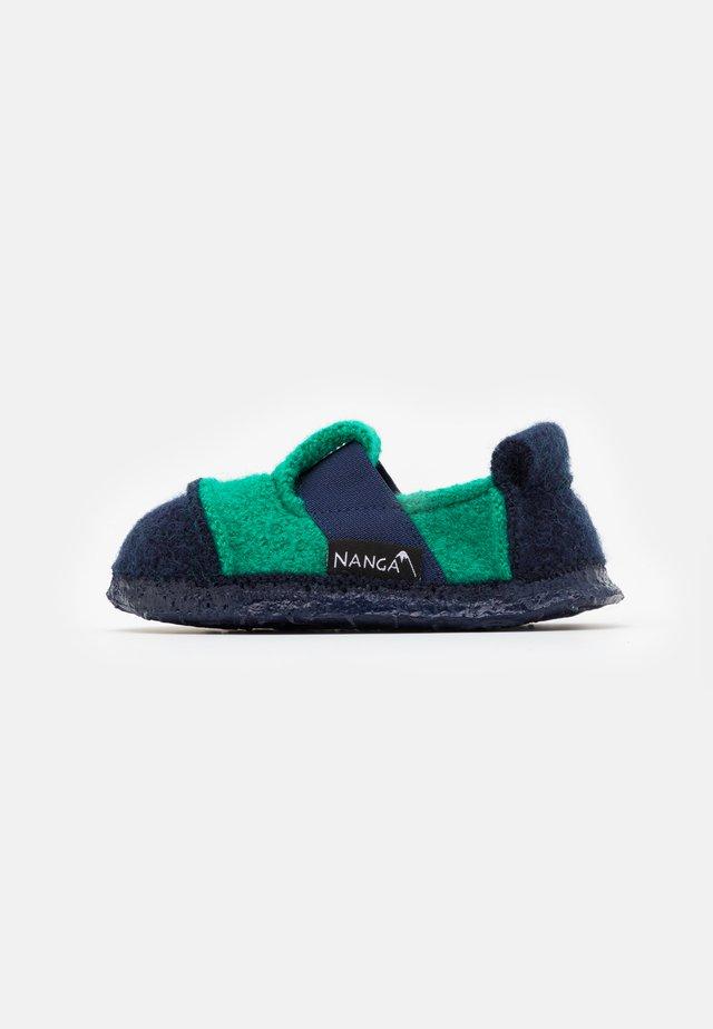 BERG - Pantoffels - grün