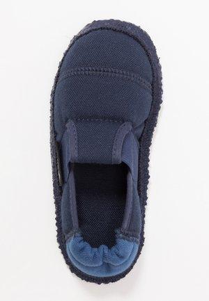 KLETTE - Pantuflas - blau