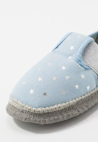Nanga - KLEINER STERN - Domácí obuv - himmelblau - 2