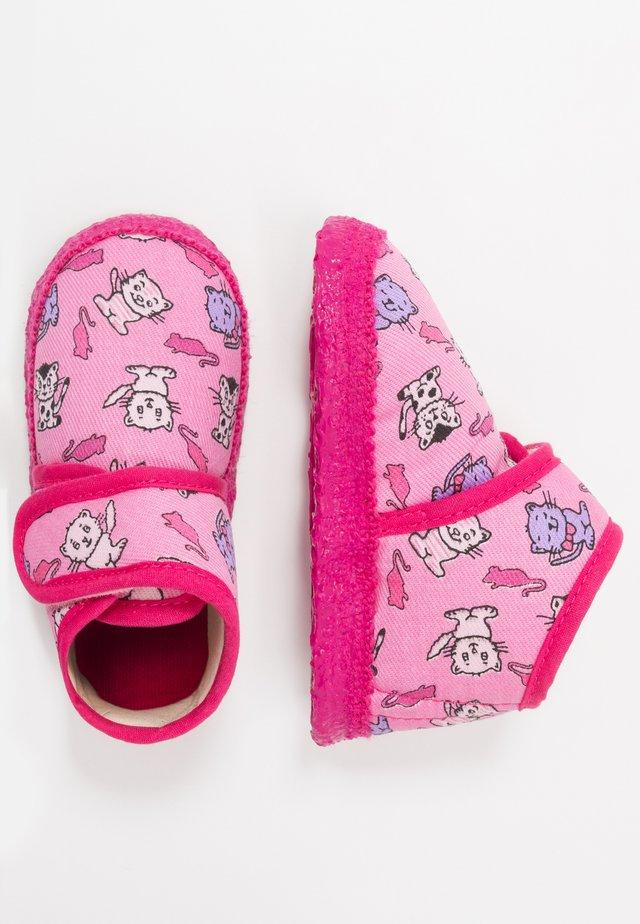 KÄTZCHEN - Domácí obuv - pink