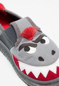 Nanga - HAI - Domácí obuv - mittelgrau - 5