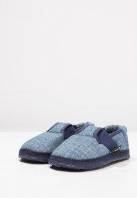 Nanga - JEANY - Domácí obuv - blau - 3