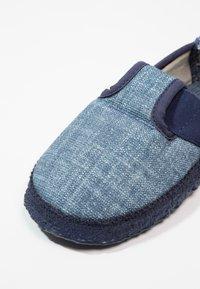 Nanga - JEANY - Domácí obuv - blau - 2