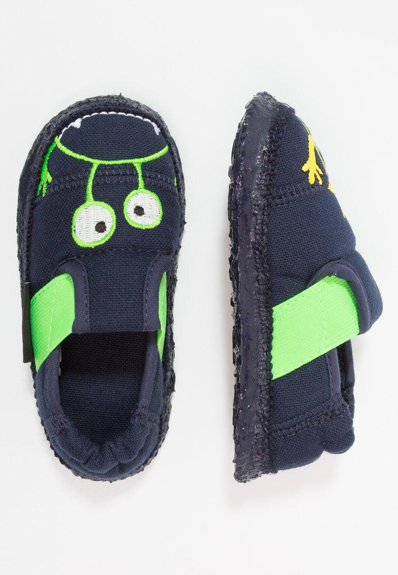 Nanga - MOONSTAR - První boty - dunkelblau