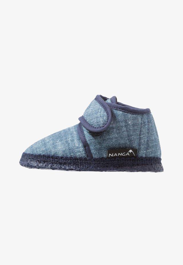 HEDY - Slippers - blau