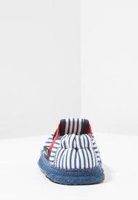 Nanga - SANDBURG - Domácí obuv - dunkelblau - 3