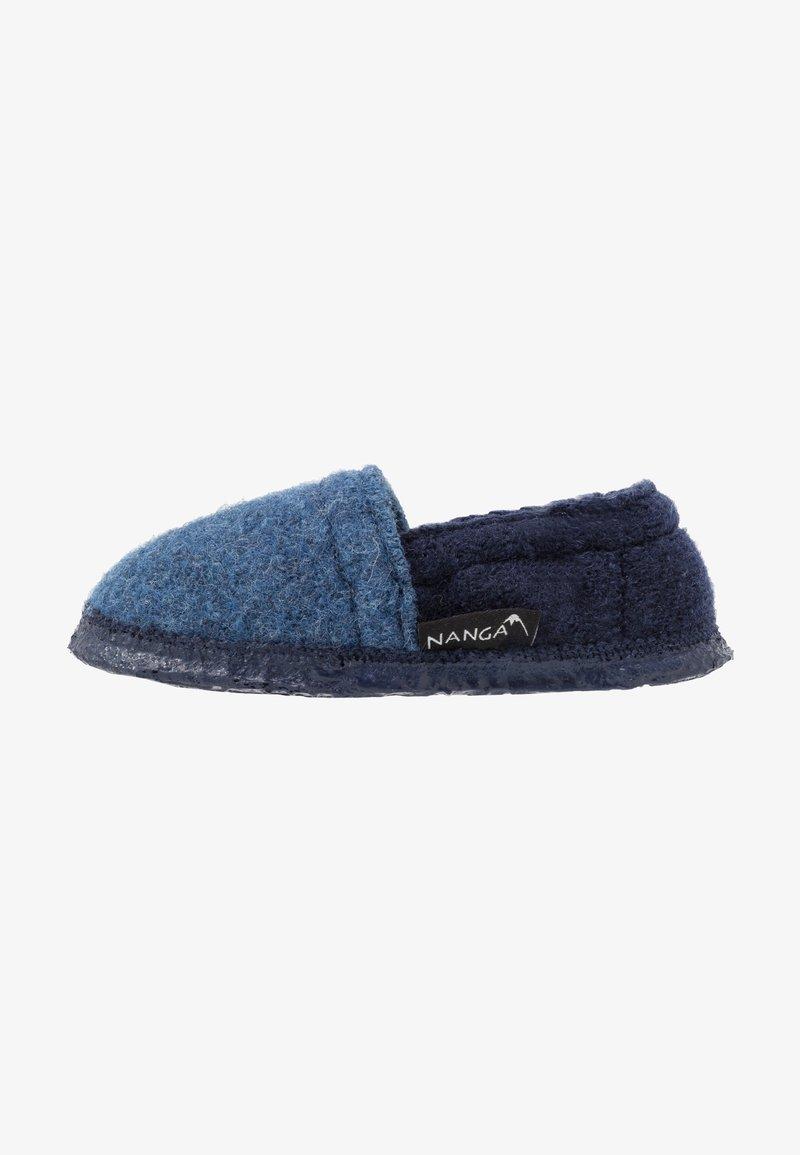 Nanga - LENNY - Pantofole - blau
