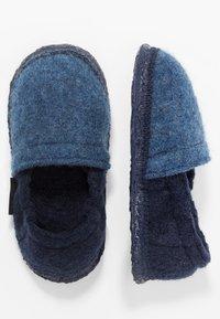Nanga - LENNY - Pantofole - blau - 1